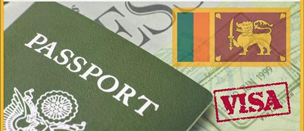 Sri Lanka e-Visa/ETA for Transit